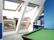 flexible velux windows