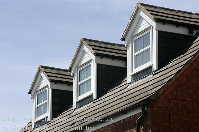 Triple Dormer Window Loft Conversion
