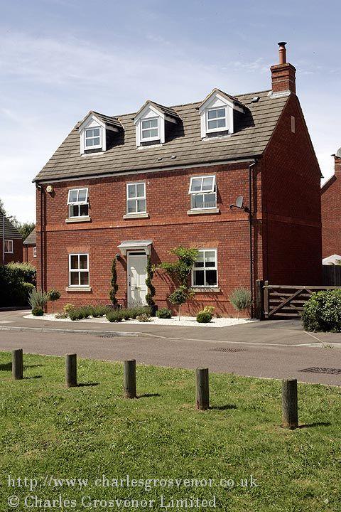 Home grosvenor windows - Bonnet Dormer Style Loft Conversion Project