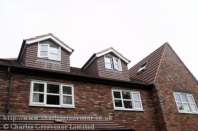 Gable Dormer Detailing Upvc Windows