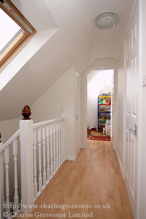 Staircase In Loft Conversion Landing