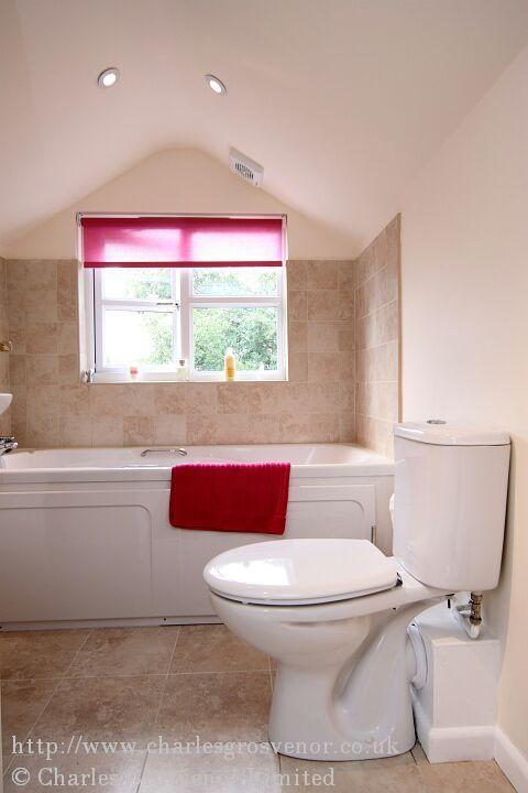 Loft Conversion En Suite Bathroom