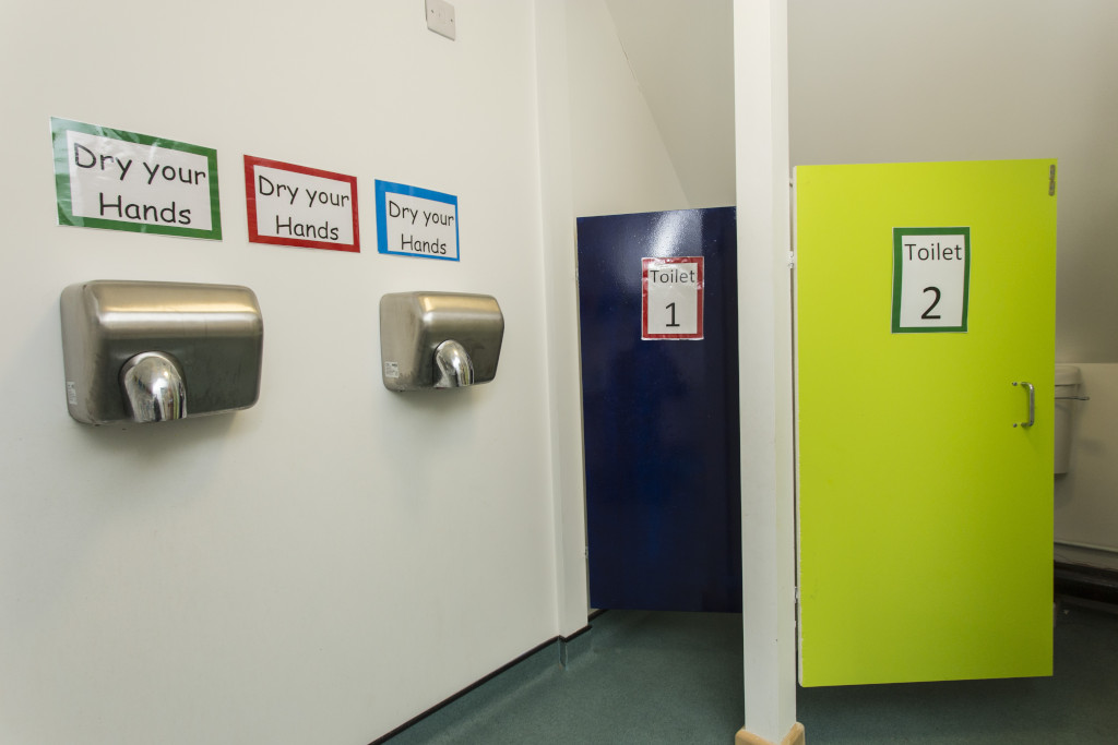 Toilets designed with health and safety in mind