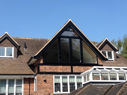 Bespoke Oxford Glass Juliet Balconies