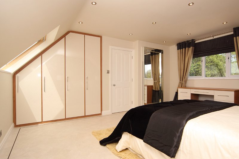 Loft Conversion Showroom Charles Grosvenor